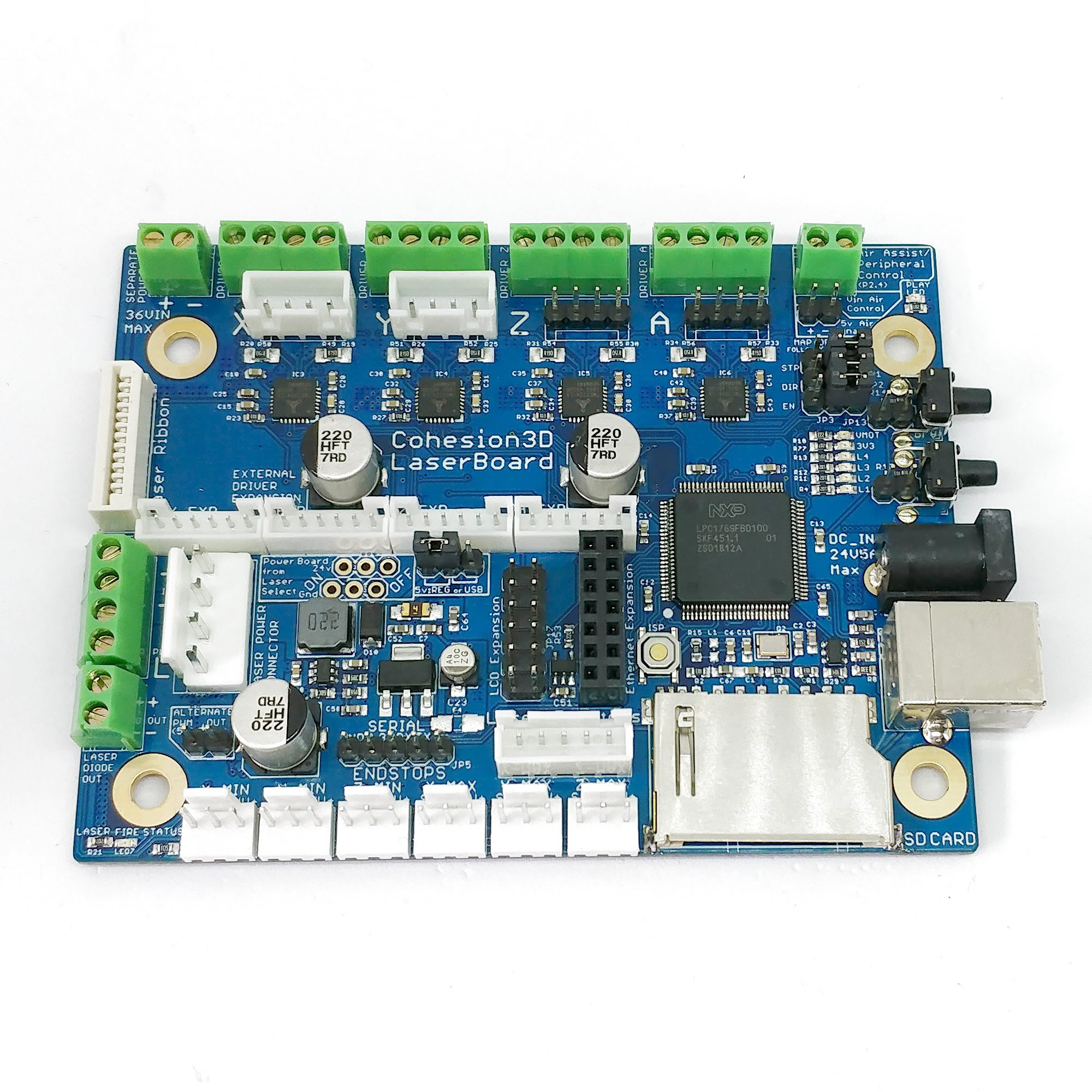 Cohesion3D LaserBoard