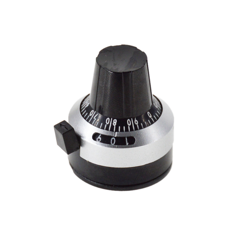 10 Turn Potentiometer Knob