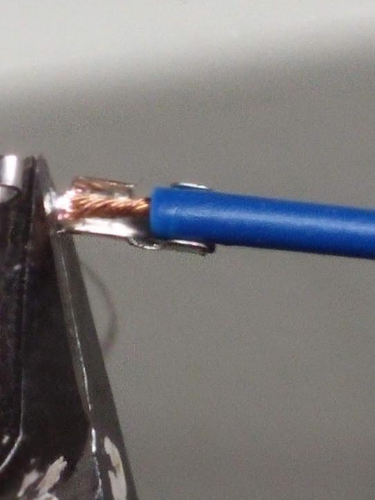 Crimping wire